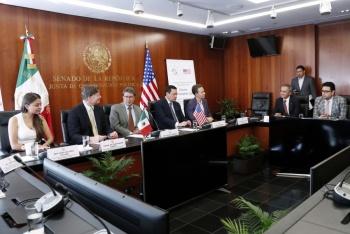 Juicio político contra Trump no afectará aprobación del T-MEC, afirman