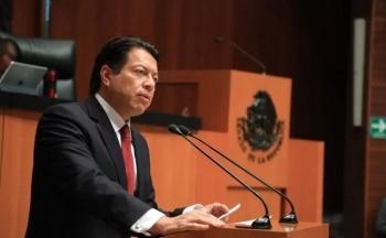 Este martes, en la Cámara de Diputados pondrá fin a la defraudación fiscal: Mario Delgado