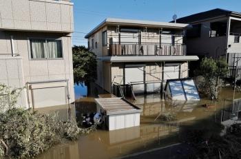 Reportan 24 muertos por tifón Hagibis que golpeó Japón