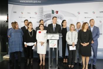"""Consulta por """"Ley Bonilla"""" contraviene cualquier determinación legal: PAN"""