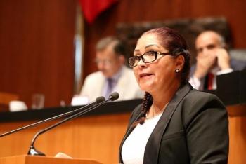 Crear figura jurídica a trabajadores en espacio público que permita acceder a Seguridad Social y otras prestaciones: María Rosete