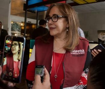 Se suspende la elección para renovación de dirigencia en Morena: Polevnsky