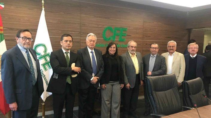 Sesiona por primera vez el Consejo de Administración de CFE Telecomunicaciones e Internet