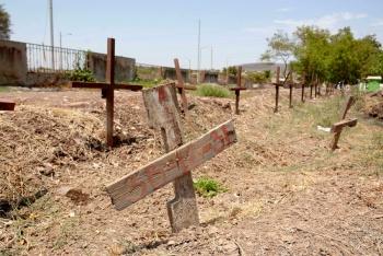 Suman 594 fosas clandestinas halladas durante actual gobierno