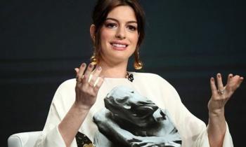 Anne Hathaway ya ha disfrutado de su 'baby shower' en Nueva York