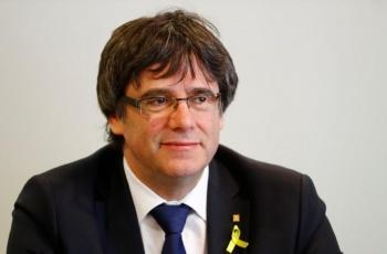 Reactivan orden de captura a Puigdemont entre protestas