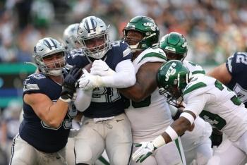 Dallas sufre tercer descalabro al hilo ante Jets en la NFL
