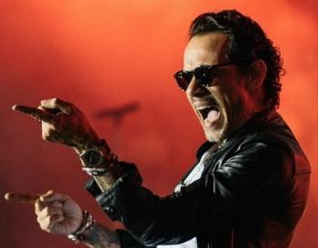 Reconocerán trayectoria de Marc Anthony en los Latin AMAs