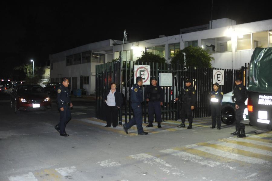 Se moviliza la policía en UAM Iztapalapa ante amenaza de bomba