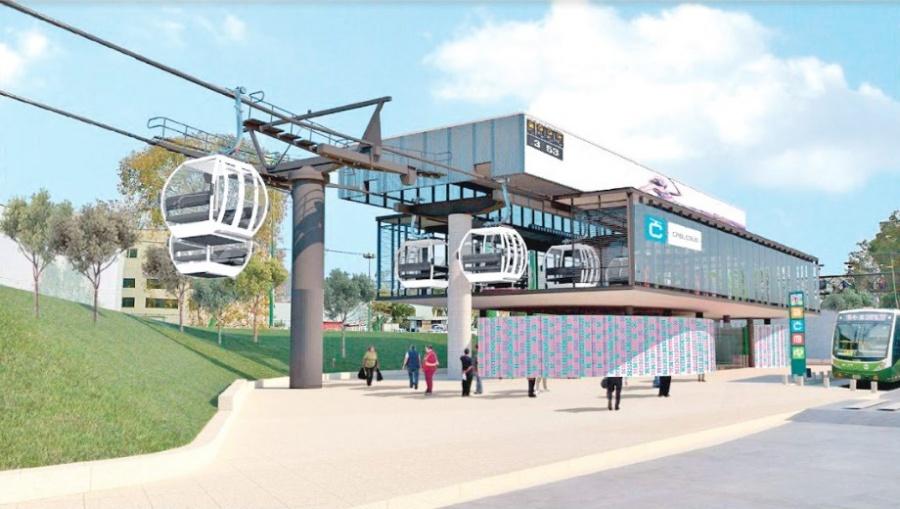 Ignora el GCDMX quejas en proyecto de Cablebús