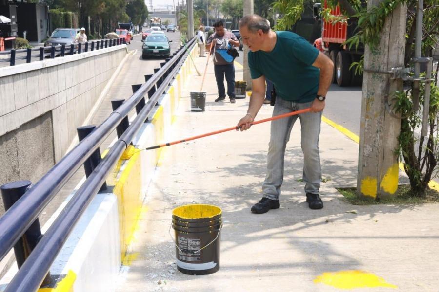 Buscan posicionar a Cuajimalpa como la de mejor imagen urbana