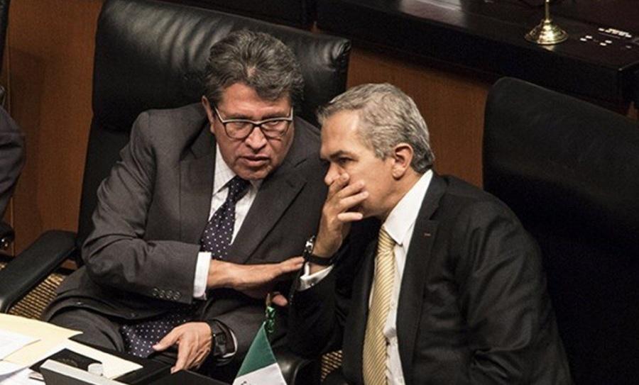 """Morena y PRD en el Senado coinciden contra """"Ley Bonilla"""