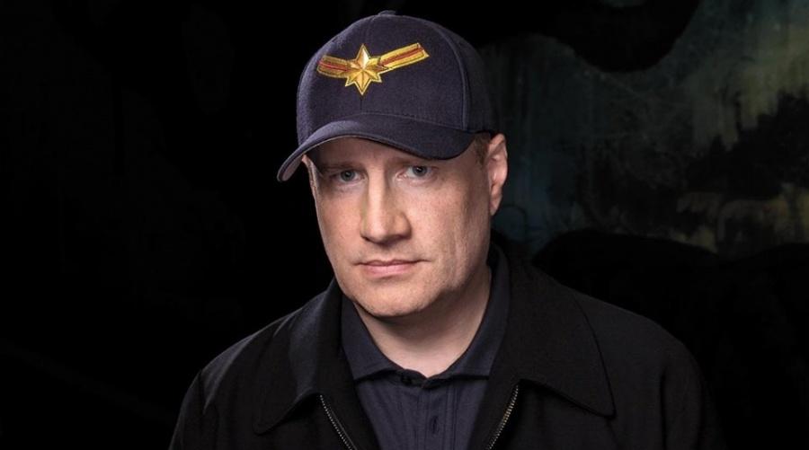 Kevin Feige asciende en Marvel