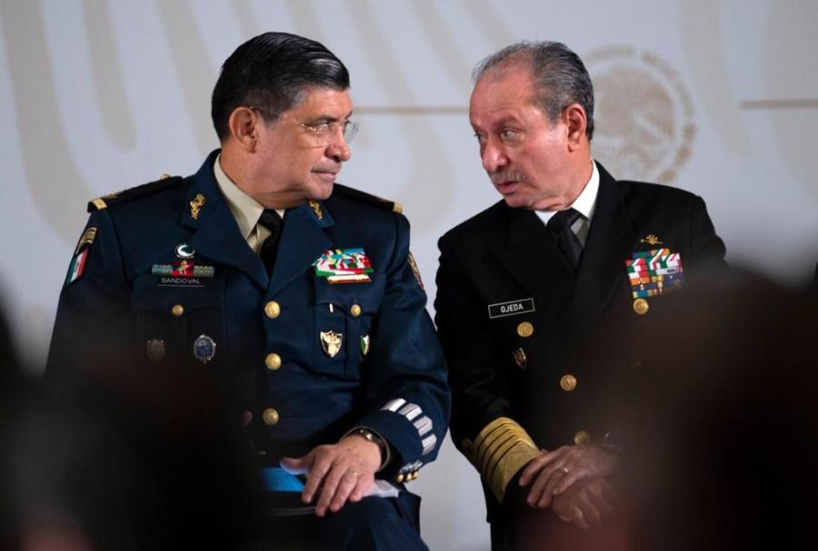 Fuerzas Armadas no emplean la violencia, sino la estrategia: Semar