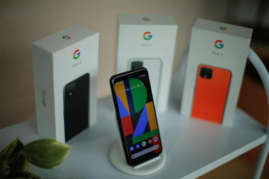 Google lanza sus smartphones Pixel 4 y 4 XL