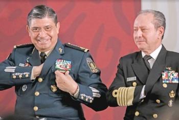 Guardia Nacional impide el paso a 61 mil: Sedena