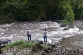 Emiten alerta amarilla en Chiapas por posibilidad de tormenta tropical