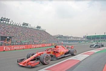 Se agotan los boletos del GP de México por quinta ocasión