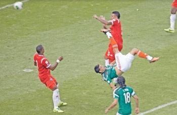 Con dominio de 12 triunfos México se mide a Panamá