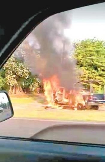 Emboscan y asesinan a 14 policías en Michoacán