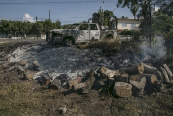 Lamenta AMLO ataque en Aguililla; pacificaremos al país, dice