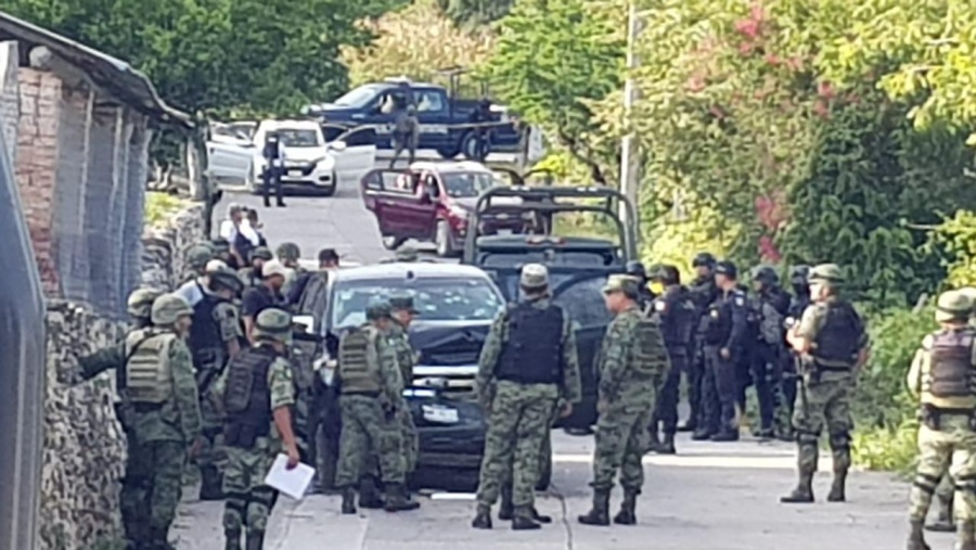 Señala Astudillo que no fue una emboscada el enfrentamiento entre militares y grupo armado