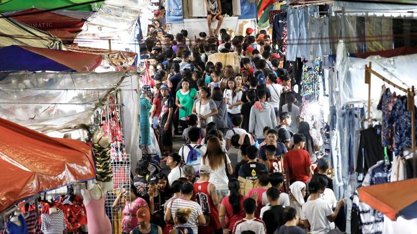Sismo de magnitud 6.4 sacudió Filipinas