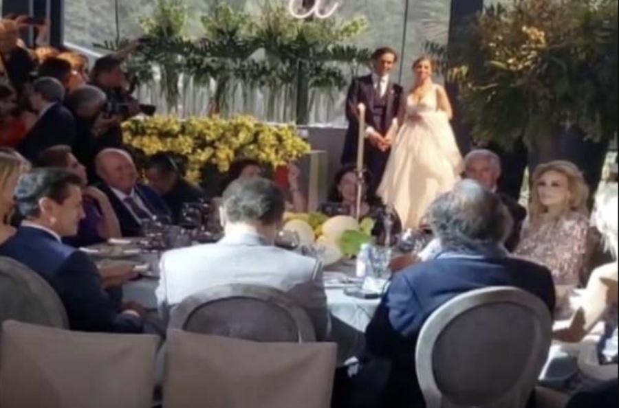 Cae Romero Deschamps, otro de los asistentes a ¿la boda de intocables?