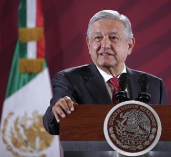 A pesar de cambios, destaca AMLO reforma en revocación de mandato