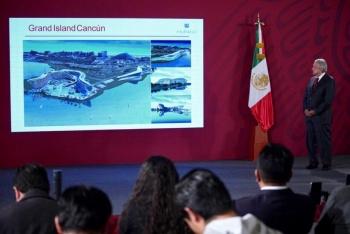 Destaca AMLO la importancia del turismo en el desarrollo económico