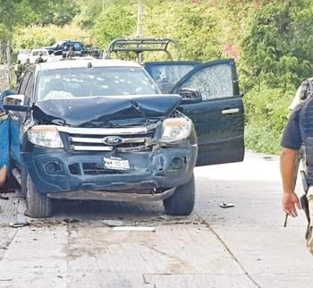 ...Y enfrentamiento en Tepochica, Guerrero, deja un militar y 14 civiles armados muertos