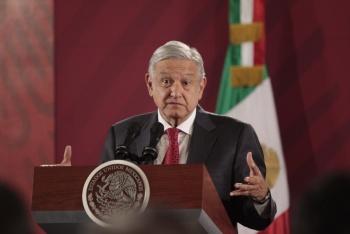 Presentó el Gobierno querella contra empresa Oro Negro, revela AMLO