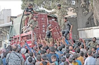 Pese a presión, Turquía mantiene ofensiva