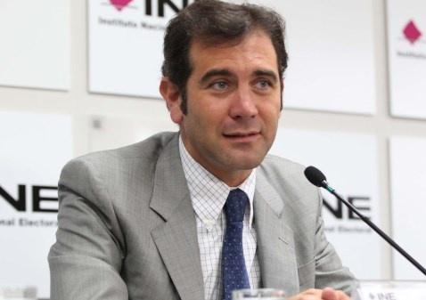 INE responde que agotará instancias para defender la Democracia
