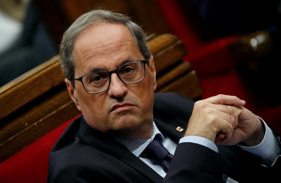 Presidente de la Generalitat busca nueva votación para la independencia de Cataluña