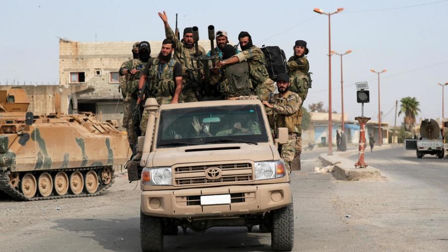 EU y Turquía pactan cese al fuego en Siria