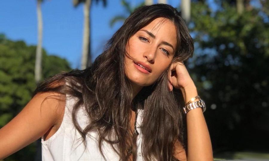 Rachel Valdés, la nueva novia de Alejandro Sanz, deslumbra en las redes sociales