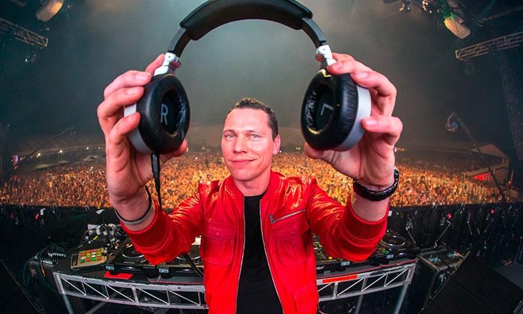 """DJ Tiësto cerrará la """"F1ESTA"""" del GP de México 2019"""