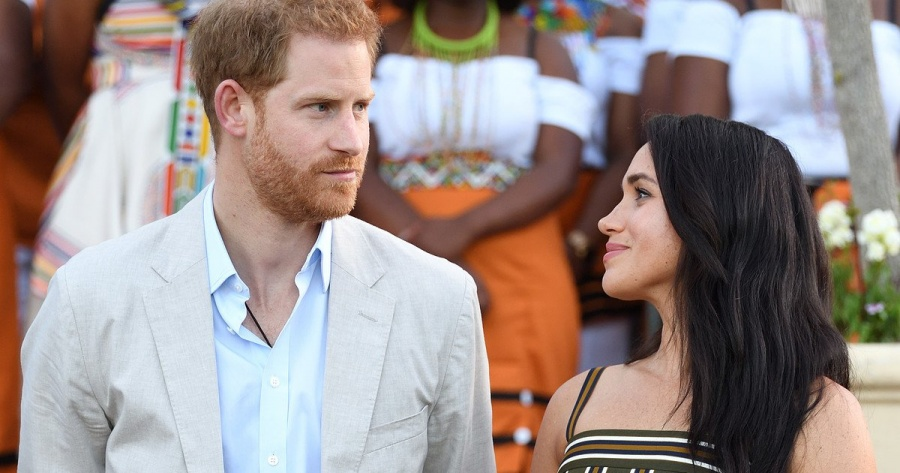 El príncipe Enrique ayuda a subirle la autoestima a su esposa Meghan