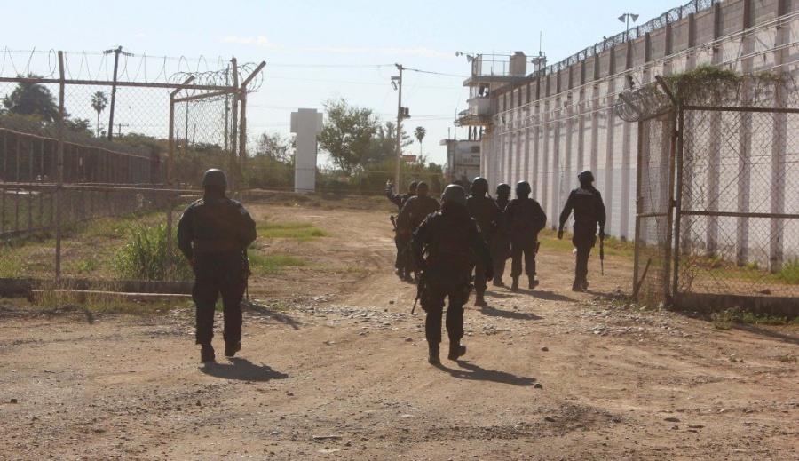 Fuga de reos en penal de Culiacán