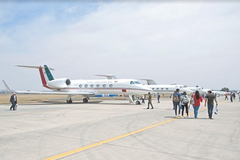Nuevo aeropuerto en Sta. Lucía emprende el vuelo