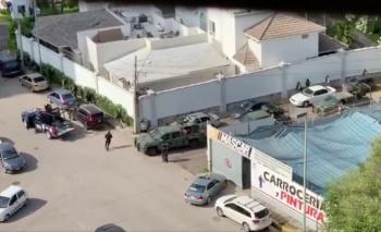 Gobierno de Sinaloa pide no salir a las calles; la ciudadanía declara toque de queda