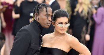 Kylie Jenner y Travis Scott arreglan sus diferencias por el bien de su hija