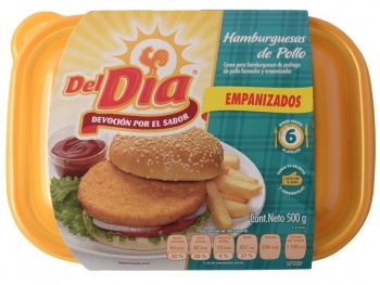 Profeco retira marca de carne para hamburguesa por etiquetado engañoso