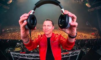 """DJ Tiesto cerrará la """"F1ESTA"""" del GP de México 2019"""
