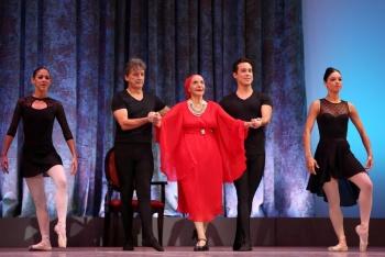 Muere Alicia Alonso, leyenda de la danza cubana