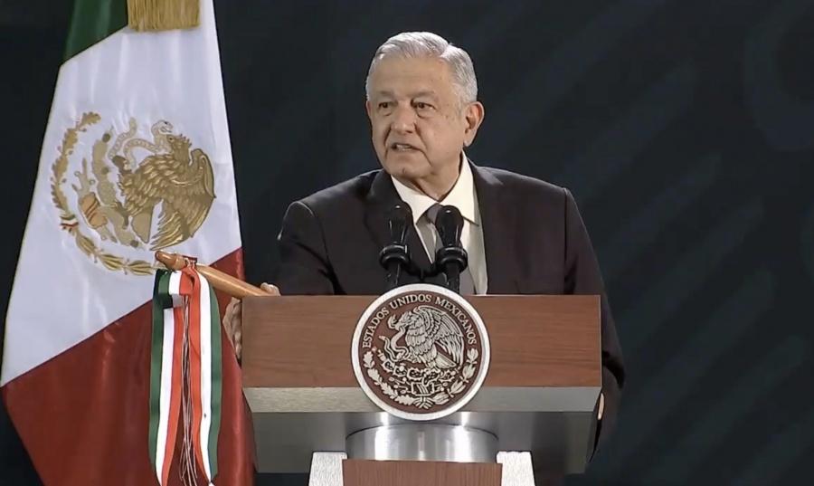 """Liberar a hijo de """"El Chapo"""" fue para proteger al pueblo: AMLO"""