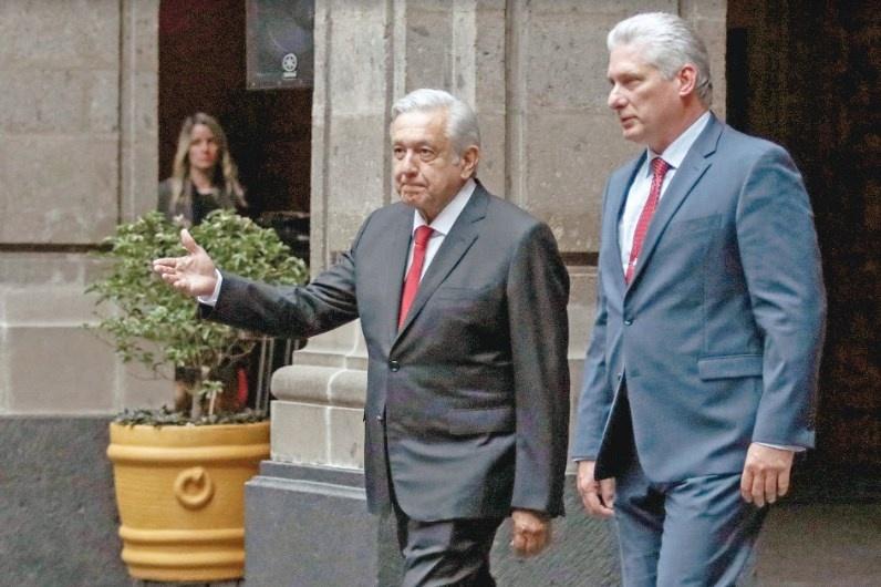 """Con Cuba """"hemos sabido respetarnos y ser amigos"""""""