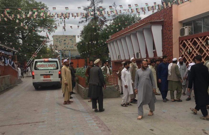Explosiones en mezquita de Afganistán dejan 18 muertos y decenas de heridos