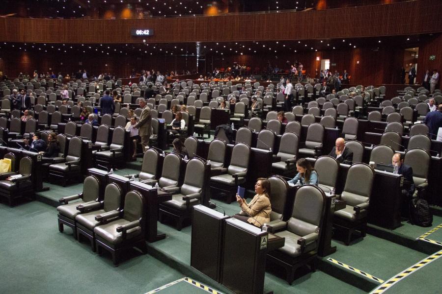 Avalan diputados la Ley de Ingresos sobre Hidrocarburos; envían dictamen al Senado